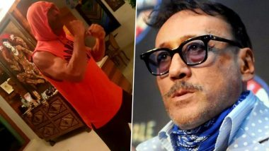 Jackie Shroff Packs a Punch With Health Tip, Says 'Health Is Wealth' (View Pic)